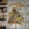 American Graffiti-w/full numbered set of 8 lobby cards