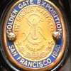 &quot;Golden Gate Exposition - San Francisco 1940&quot;  Featherweight 221