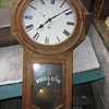 Brarn fresh Regulator A clock...