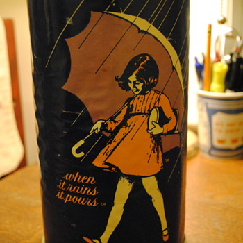 Morton Salt Coin Bank - Advertising