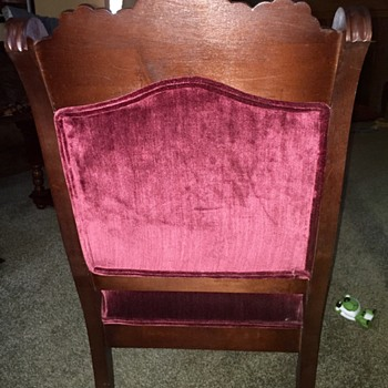 Chair part 2