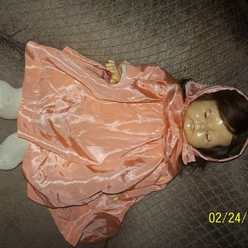 My moms doll