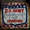 WW II PILLOW SHAM