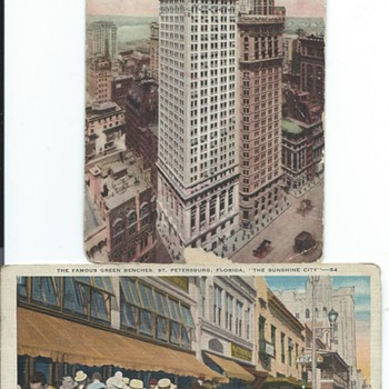 Some Old Postcards ... - Postcards