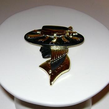 Torino Brooch
