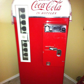 vendo 81 C - Coca-Cola