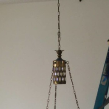 More  pics of the L&L lamp