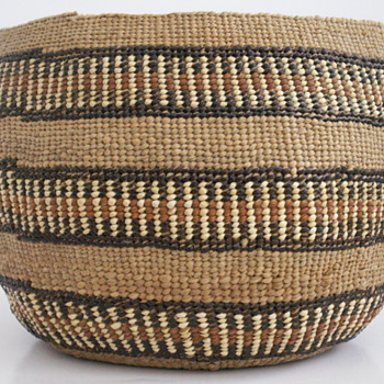 Smaller Basket - Native American