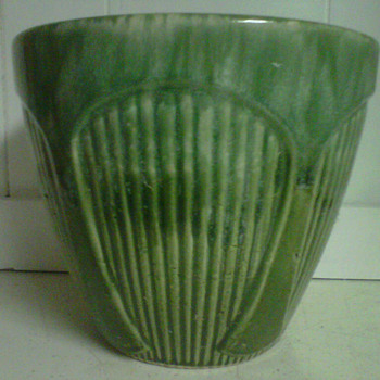 Antique Pottery - Art Pottery