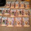 lot of 17 Teddy Ruxpin Figurines- in box..