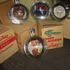 1976 Englebert Humperdink Christmas Ornaments