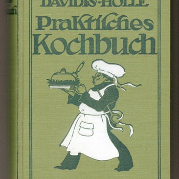 1926 - Praktisches Kochbuch - German - Books