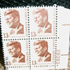 1967 John F. Kennedy 13c Stamps