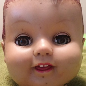 Schoen & Yondorf ? Doll Head