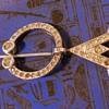 Edwardian Sash or Collar Pin