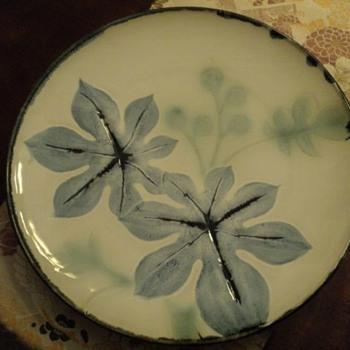 Vintage Japanese Platter