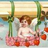 Airship Valentine Card