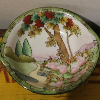 Lovely little Nippon bowl - Asian