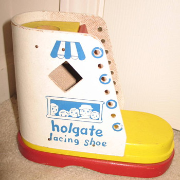 Holgate Lacing Shoe