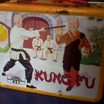 1974 Kung Fu Lunchbox - Kitchen