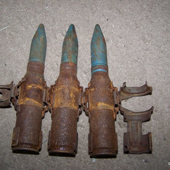 Ammo Say Dummy 20MM - Military and Wartime