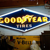 Goodyear Neon Sign