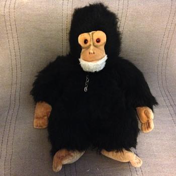 HERMANN MONKEY MOHAIR - Dolls