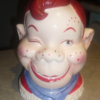 Howdy Doody Cookie Jar - Kitchen
