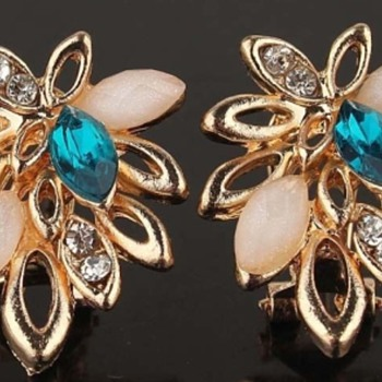 Earrings, Unsigned Beauties - Costume Jewelry