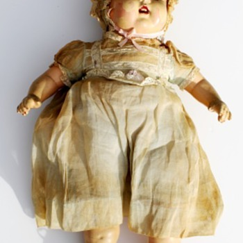 Doll No. 56 - No Identity - Dolls