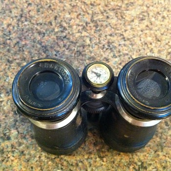 1940's? Champoux Paris Binoculars - Tools and Hardware