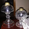 Newly acquired oil lamps!