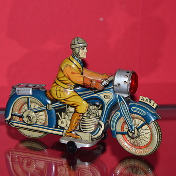ckao motorcycle - Toys