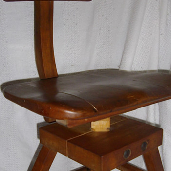 Drafting Chair? - Furniture