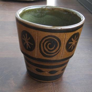 Stuart Bass Exmoor Pottery Devon