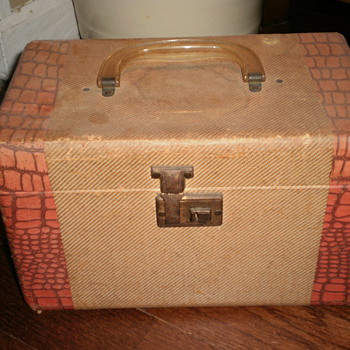 Old train case...  - Bags