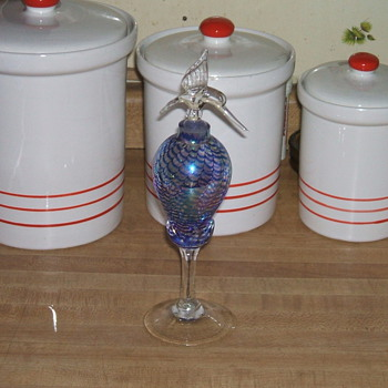 Old Perfume Bottle - Bottles