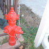 Small Fire Hydrant