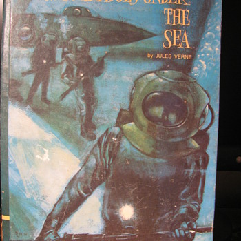 20,000 Leagues under the Sea - Books