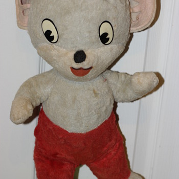 HERMAN THE MOUSE?