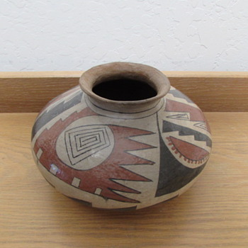Pueblo Pottery - Native American