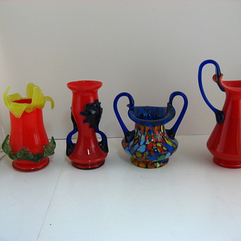 Some Kralik - Art Glass