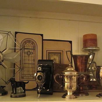My Wife's Various Antiques