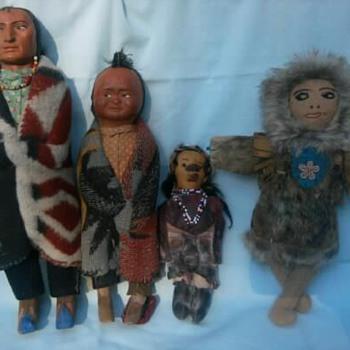 Skookum - Dolls