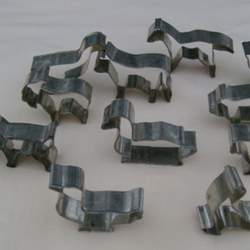 Metal Cookie Cutters - Kitchen