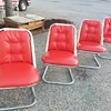 Retro Chairs... I've never seen anything like them