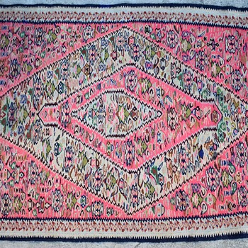 Kurdish Kilim Carpet