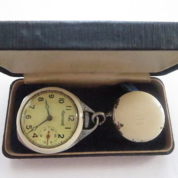 Ingersoll Nurse Watch - Pocket Watches