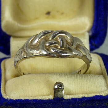 Alexander Ritchie of Iona - Silver Serpent Ring