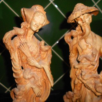 Asian Figurines